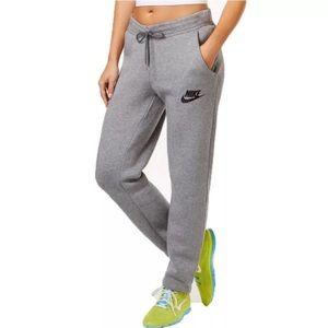 Women's Nike Sportswear Gray Rally Loose Pants